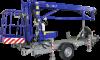 Гидравлическая платформа ANT 14-7